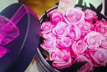 Pudełka kwiatowe